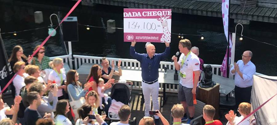 10e DaDa Run 4 Value groot succes!